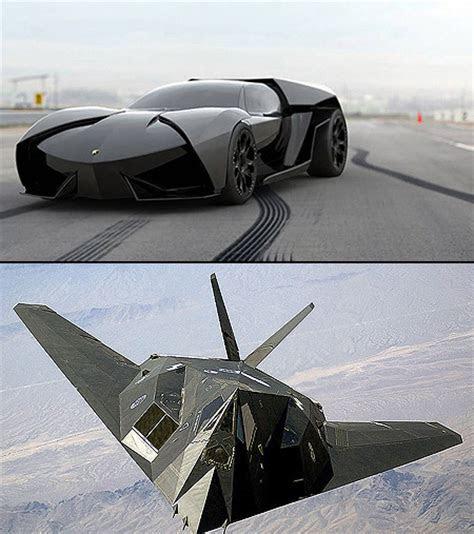 Lamborghini Ankonian: un auto inspirado en un avion
