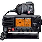 Standard Horizon Matrix Fixed Mount VHF-AIS/GPS-Class D DSC-30W-Black
