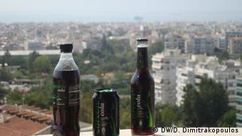 Μετά την είσοδό της στην ελληνική αγορά το 2012, η Green Cola διείσδυσε και στην αντίστοιχη της Γερμανίας