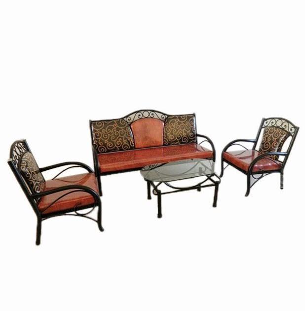 6 Unique Iron Sofa Set Below 5000 Sofa