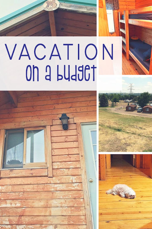 Vacation On A Budget - The House of Plaidfuzz