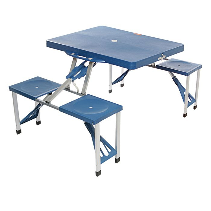 Mobilier Table Table Picnic Valise