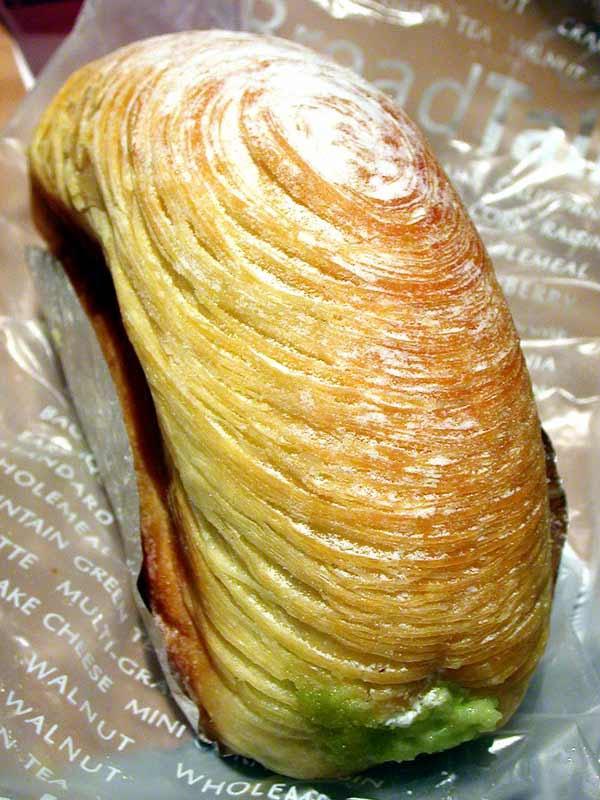 bread talk mount fuji swirl