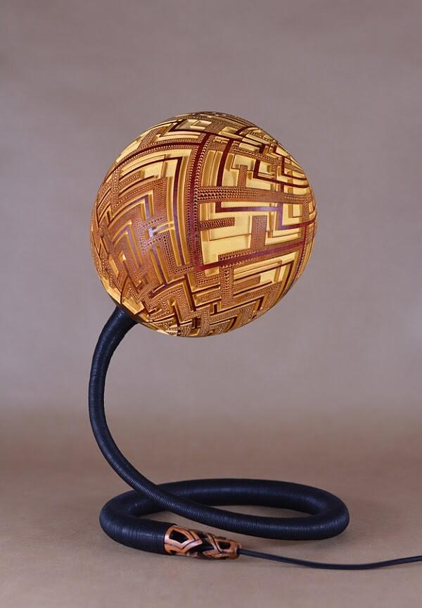 Table lamp XXI Questa - D1 (1)