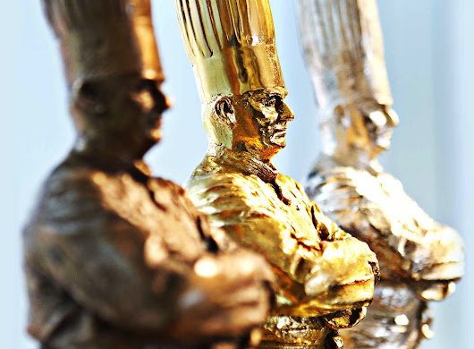 USA and Food Design Win Gold at Bocuse d'Or