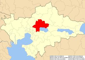English: Municipality of en:Langadas, Thessalo...