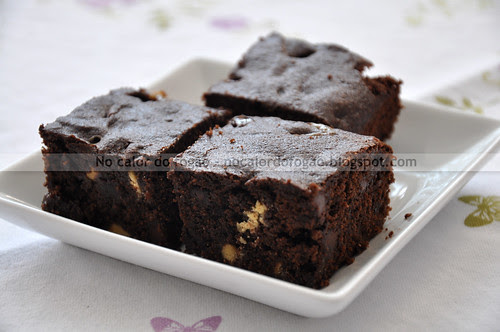 Brownies integrais