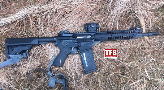 EXCLUSIVE: The Swedish SWAT gets LWRC IC-Enhanced rifles - The Firearm Blog