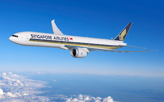 Singapore Airlines Will Order Boeing 777-9s and more 787-10s