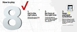 Play Verizon's 'Find the 8' scavenger hunt game and win one of 256 Apple iPhone 8 handsets
