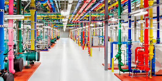 Google Uses Artificial Brains to Teach Its Data Centers How to Behave | Enterprise | WIRED
