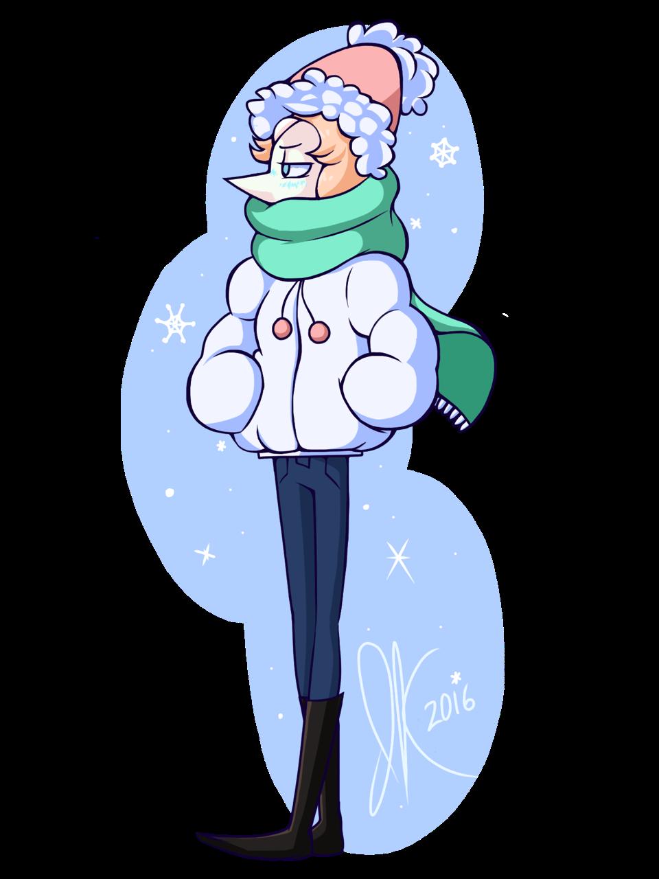 Winter Pearl (´∀`=)