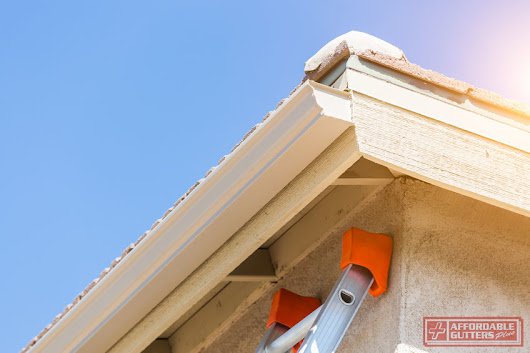 What Is a Seamless Rain Gutter? - Affordable Gutters Plus LLC
