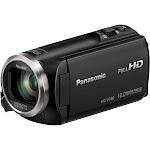 Panasonic HC-V180 2.51 MP Camcorder - 1080p
