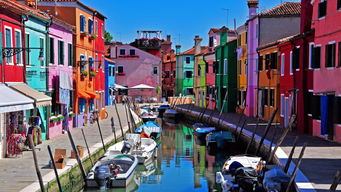Venice Italy Wallpaper Beach Wallpapers Moving