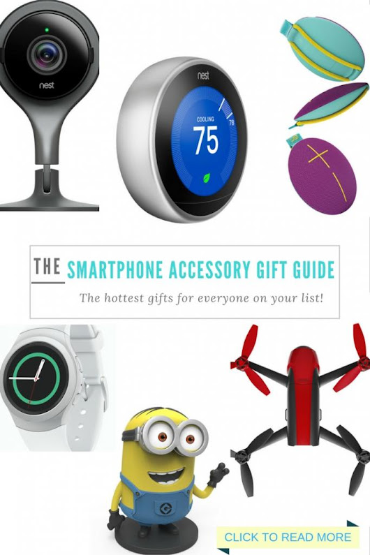 Hot Smartphone Accessories - Gifts Everyone Will Love!