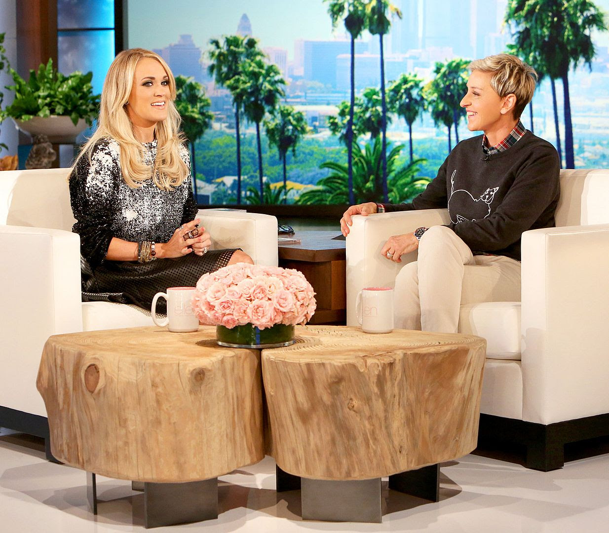 Carrie Underwood : Ellen (October 2015) photo 1445956337_carrie-underwood-ellen-degeneres-zoom.jpg