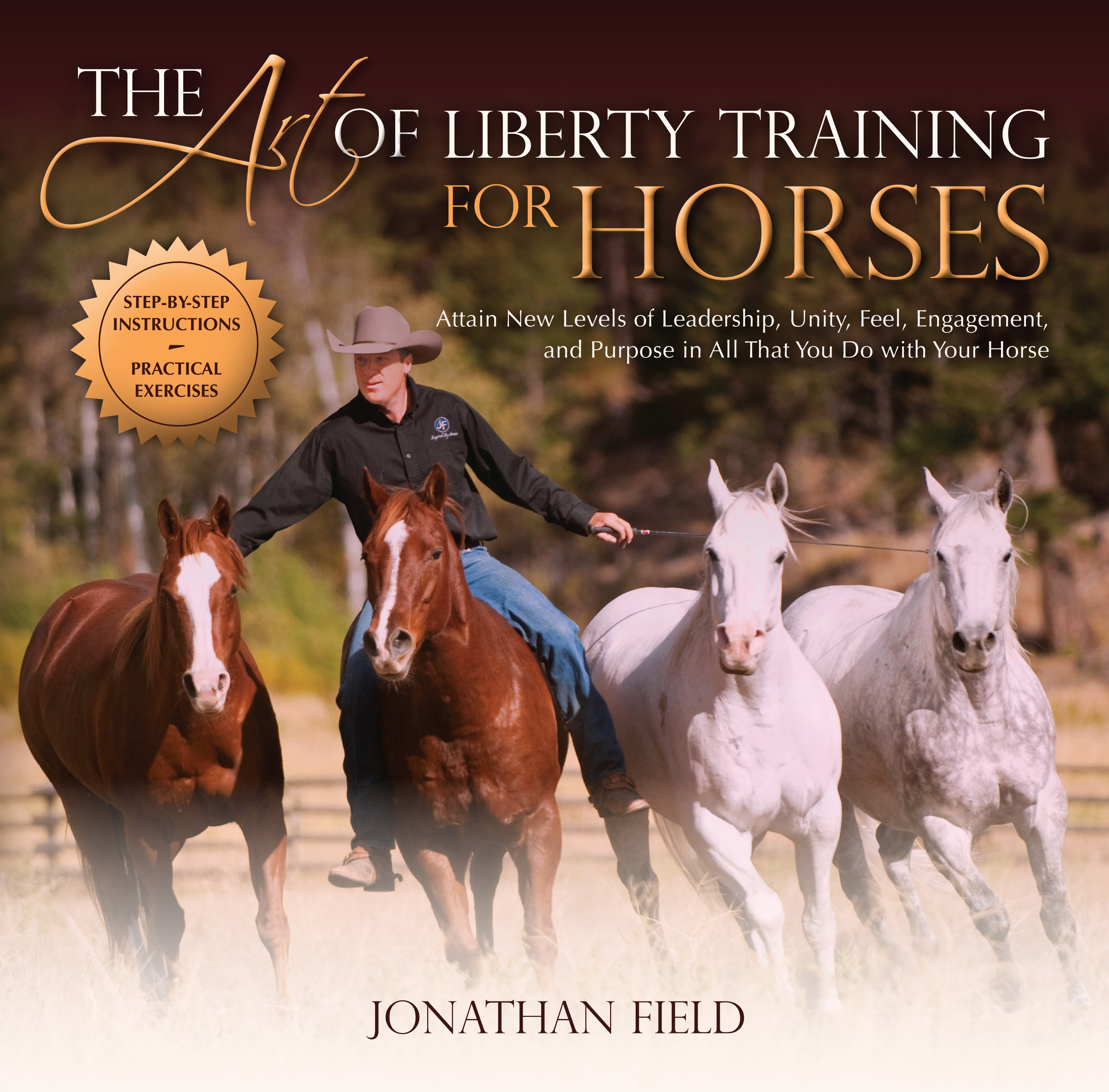 Book Excerpt The Art Of Liberty Training For Horses