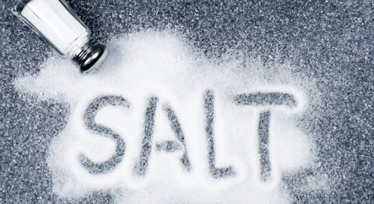You Are the Salt of the Earth | momusasports