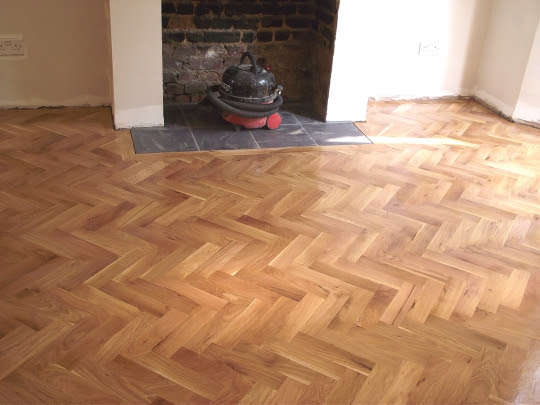 FlooringFirst! Gallery - Some of Our Sanding & Fitting Floor Works