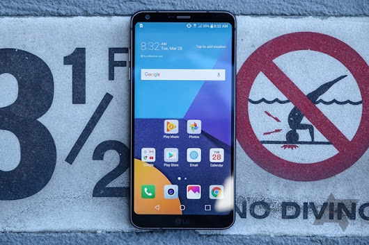 LG G6 review: A breath of fresh air