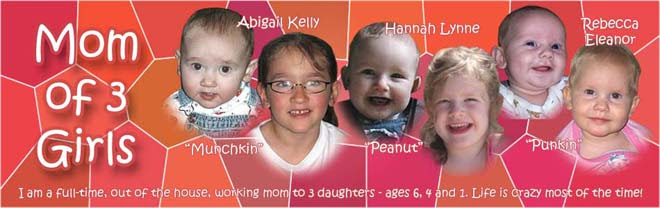 Mom Of 3 Girls