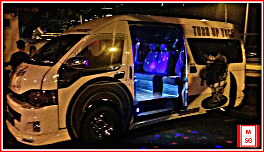 Party BUS Events Bookings