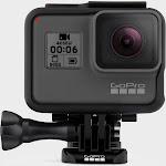GoPro HERO6 Black Ultra HD Action Camera - 4K
