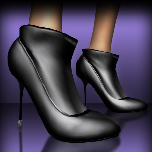 Dominion Fashion District Diary Boots