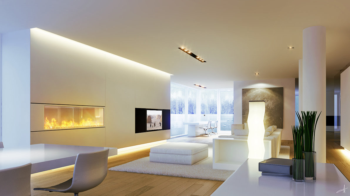 Living Rooms Round Up