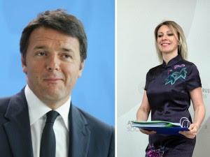 """Maria Zakharova, portavoce del ministro russo pazza per Renzi: """"Mi sono innamorata"""""""