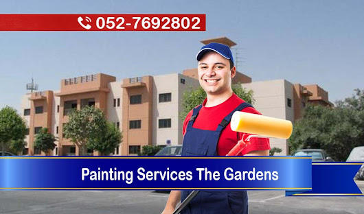 Painting Services The Gardens 0527692802 Home Maintenance Dubai