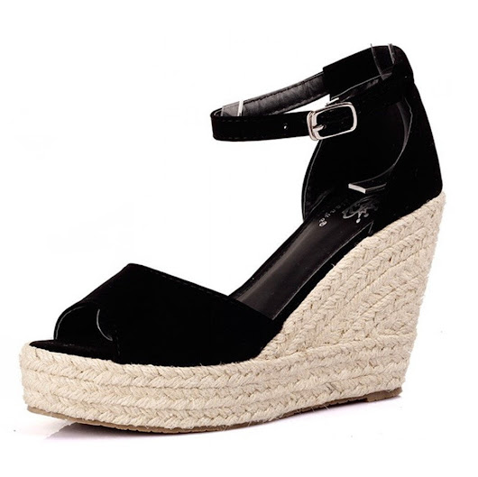 Summer Wedge Sandals – Gangnam Styles