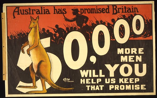 Australia has Promised Britain 50,000 More Men