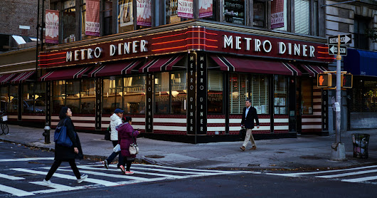 More Than Coffee: New York's Vanishing Diner Culture - The New York Times