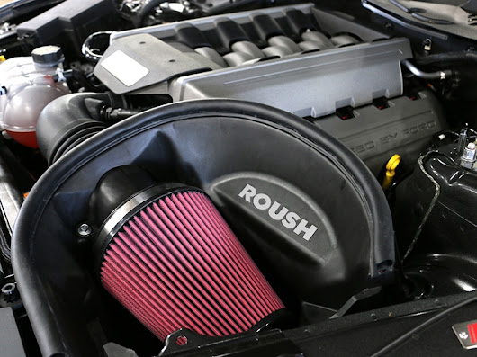 Roush 2015 Mustang 5.0L Cold Air Intake Kit