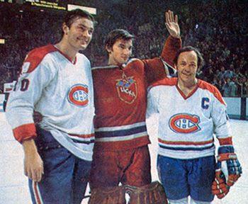3 stars Canadiens vs CSKA, 3 stars Canadiens vs CSKA