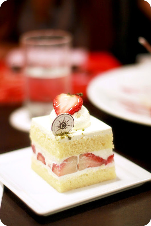 Strawberry Shortcake, Canele Patisserie