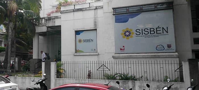 Régimen subsidiado en salud, el programa social con mayor          cobertura para los encuestados en el Sisbén