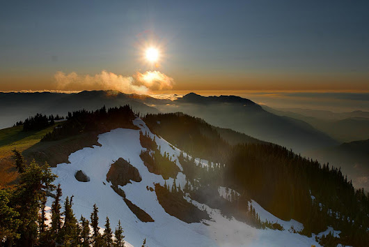 20 Beautiful Pictures of Olympic National Park