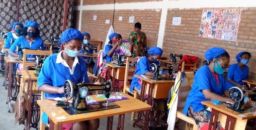 COVID-19 effects on kicukiro women training center #rwanda #RwOT