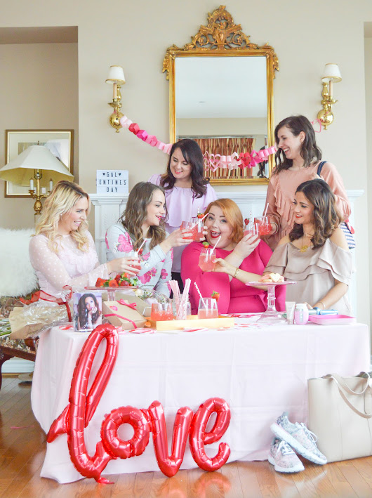 Galentine's Day Giveaway | LATEST WRINKLE