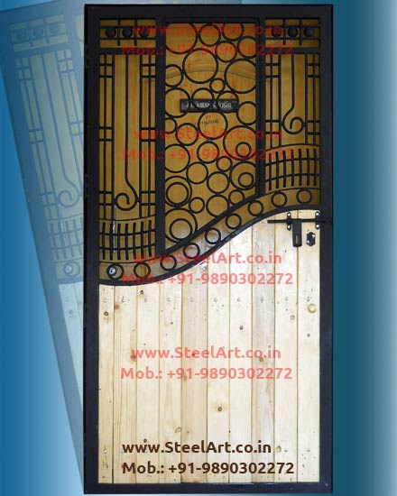 Design Steel Safety Door
