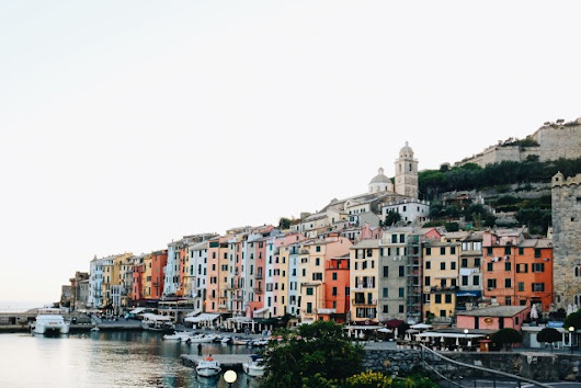 My Cinque Terre Trip | Photo diary and travel tips