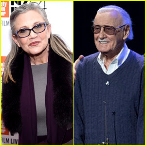 Carrie Fisher & Stan Lee Honored in Disney Legends Ceremony