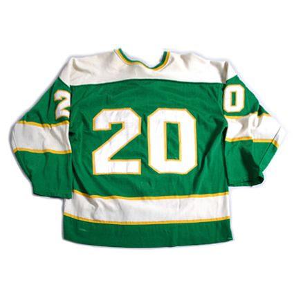 1973-74 Minnesota North Stars jersey