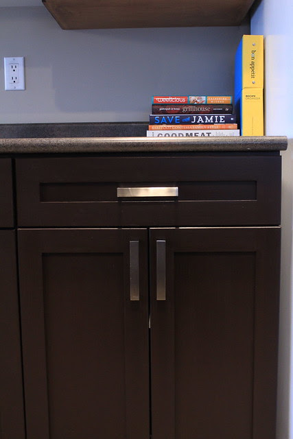 Refinished Cabinets - January 2014