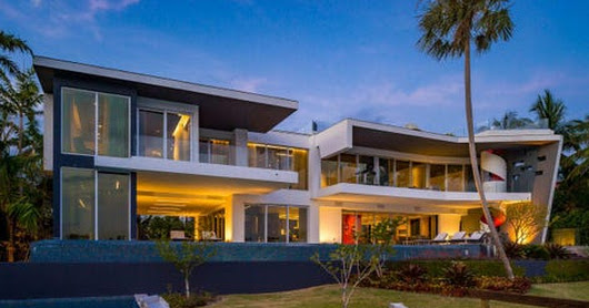 Brazilian Entrepreneur Lists Home On Miami Beach's Hibiscus Island For Record $38M