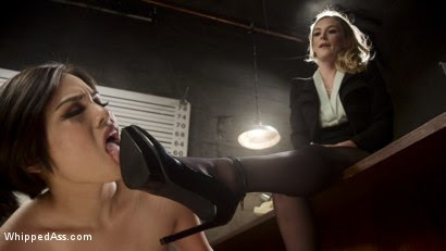 Interrogation Training: Deputy detective fucked, beat & waterboarded! | Kink.com