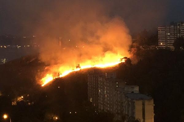 Resultado de imagen para Conafor reporta que incendios forestales de la CDMX han sido controlados en un 96 por ciento